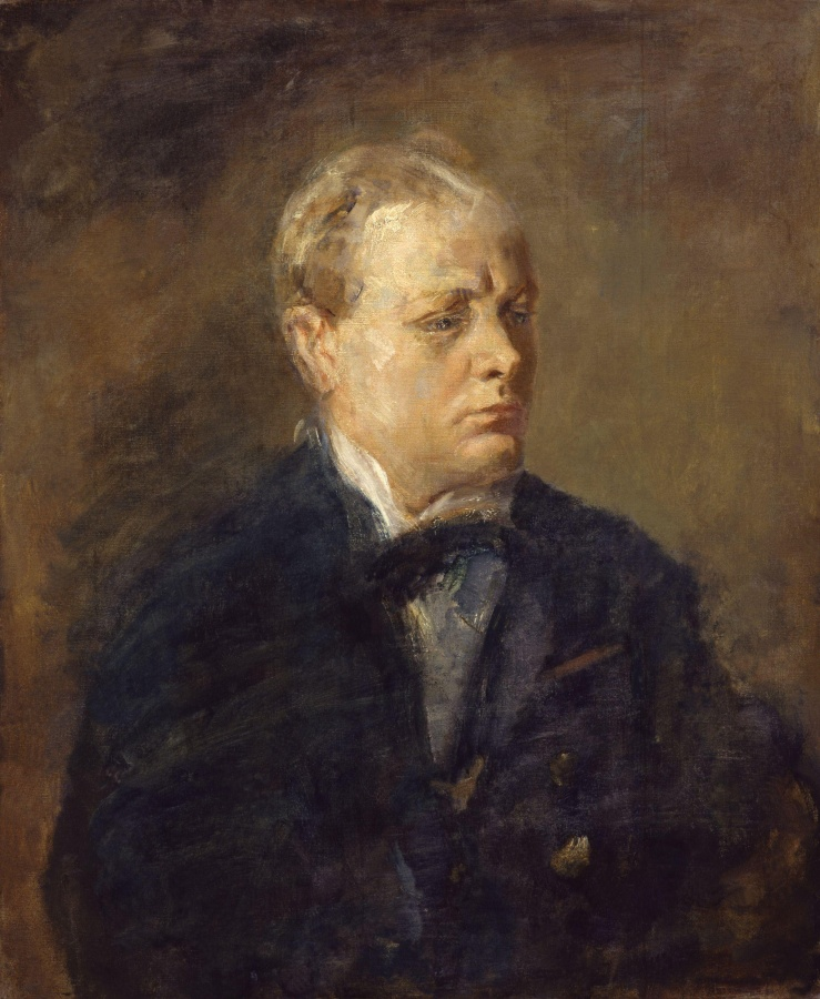 McEvoy, Ambrose. Sir Winston Leonard Spencer Churchill. 1927..jpg