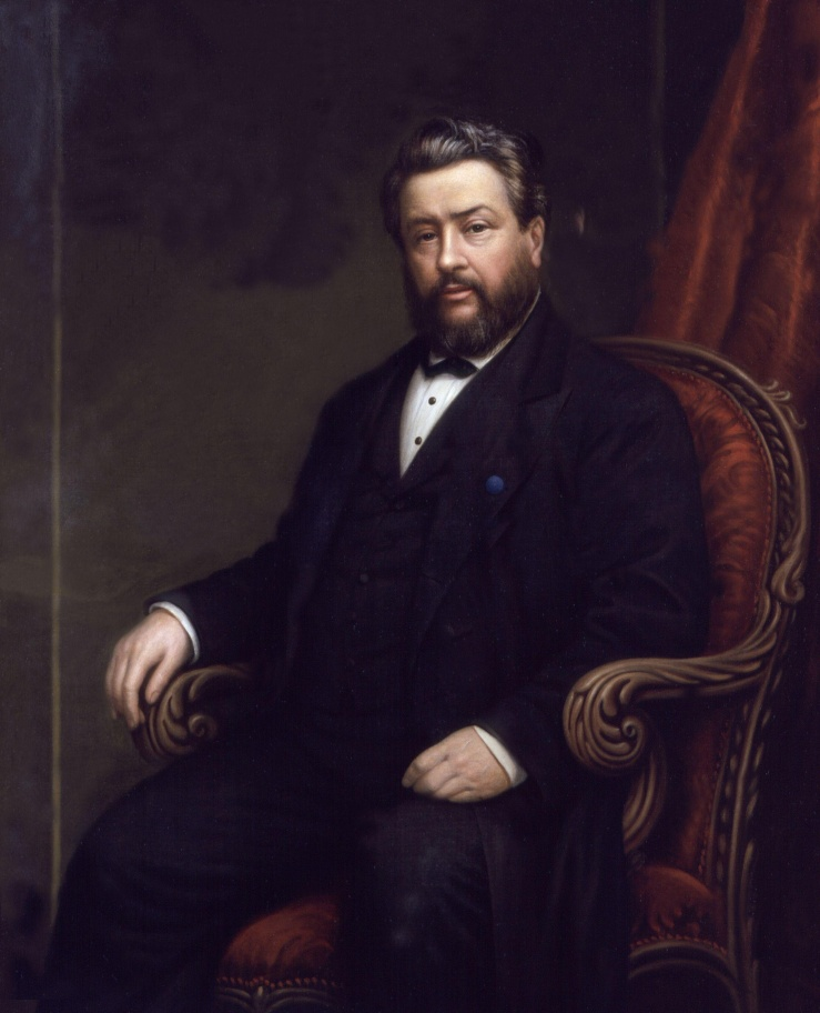Melville, Alexander. Charles Haddon Spurgeon. 1885. Oil on canvas.