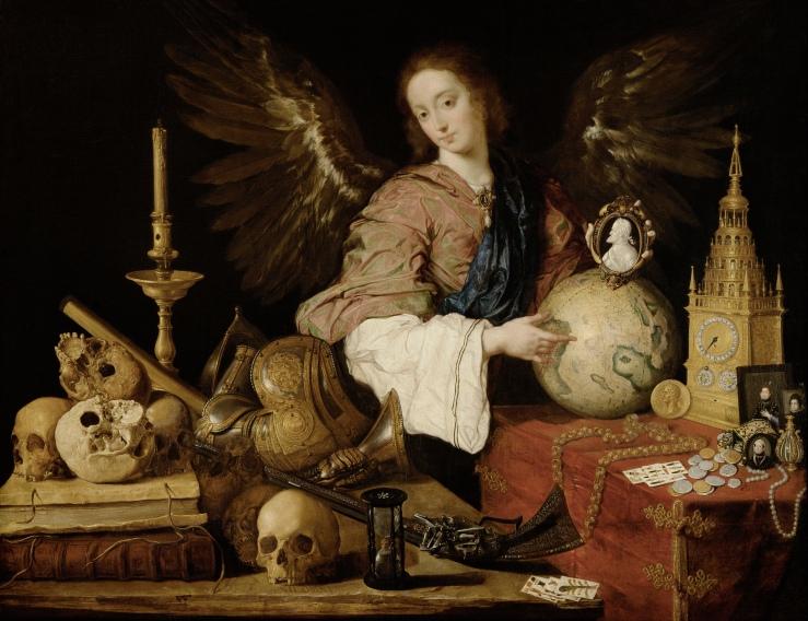 Pereda, Antonio de. Allegory of Vanity. Kunsthistorisches Museum, 1636..jpg